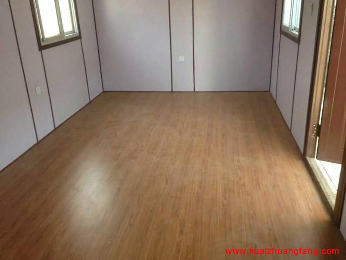 保温彩钢快装房室内装修效果图